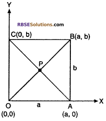 RBSE Solutions for Class 10 Maths Chapter 9 Co-ordinate Geometry Additional Questions 57