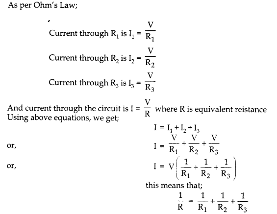 RBSE Solutions for Class 10 Science Chapter 10 Electricity Current image - 4