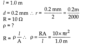 RBSE Solutions for Class 10 Science Chapter 10 Electricity Current image - 41