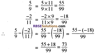 RBSE Solutions for Class 8 Maths Chapter 1 परिमेय संख्याएँ In Text Exercise image 20