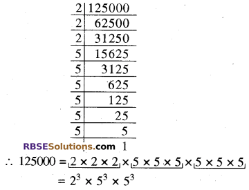 RBSE Solutions for Class 8 Maths Chapter 2 Cube and Cube Roots In Text Exercise 5