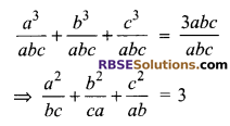 RBSE Solutions for Class 9 Maths Chapter 3 Polynomial Additional Questions 6