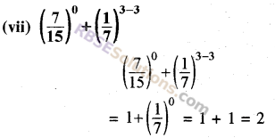 Rajasthan Board RBSE Class 8 Maths Chapter 3 Powers and Exponents Ex 3.1 17
