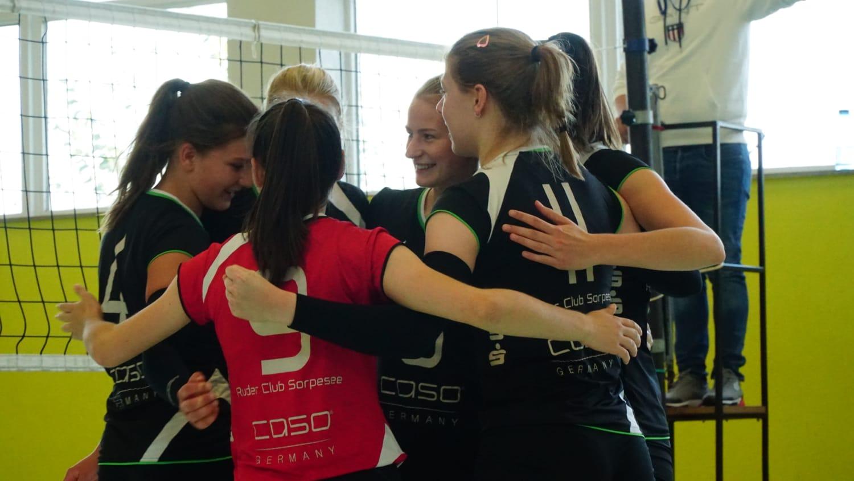 2. Damen – Verbandsliga 3 Frauen – Young Ladies auch im 1. Auswärtsspiel erfolgreich