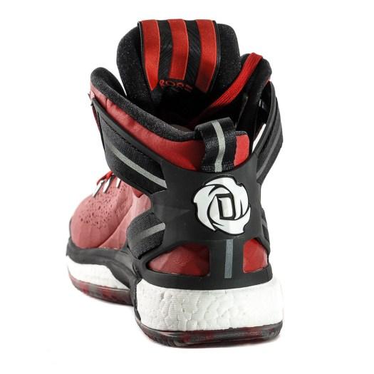 adidas Derrick D Rose 6 BOOST Shoes red-black Men's ...