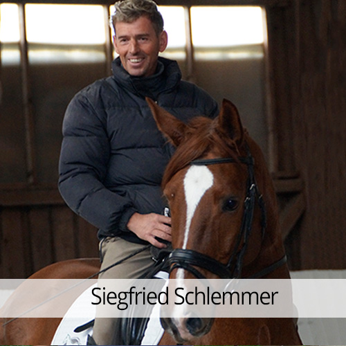 Vorstandsmitglied Siegfried Schlemmer