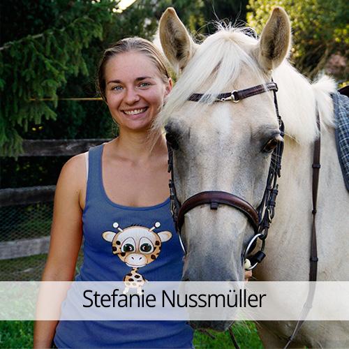 Obfrau Stefanie Nussmüller