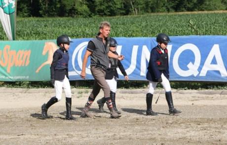Die Ponygang mit Siegfried Schlemmer