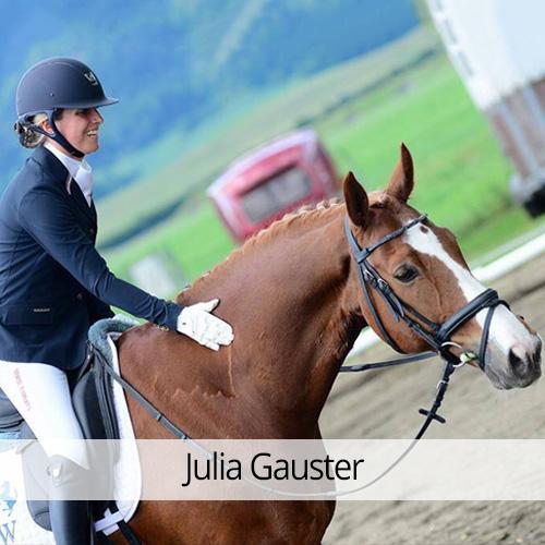 Vorstandsmitglied Julia Gauster