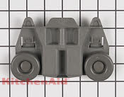 kitchenaid dishwasher axle roller