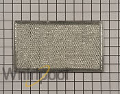 whirlpool microwave grease filter fast