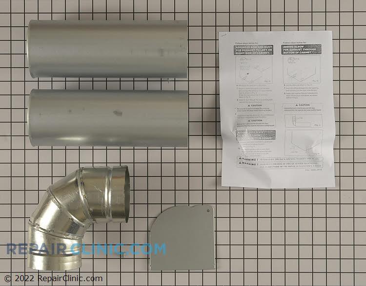 side venting kit