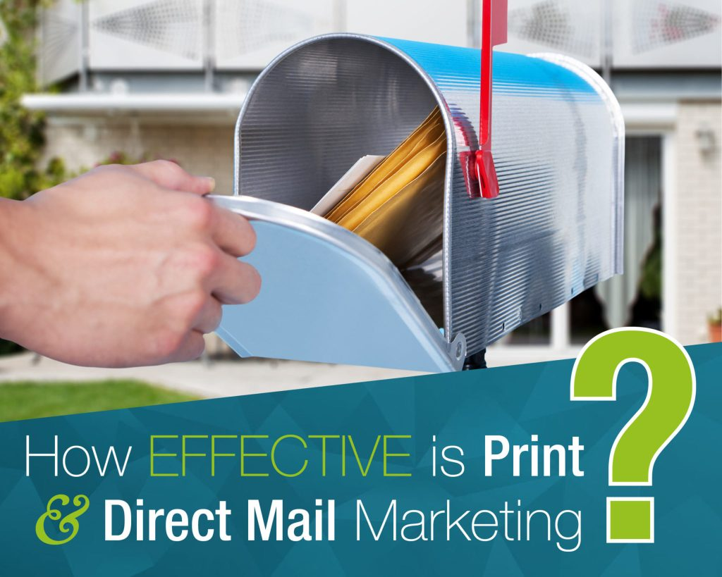 Direct Mail Marketing: How Effective is Print and Direct Mail?