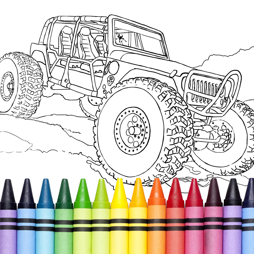 Support Rc 4 A Cure Download This Cool Pdf Coloring Book Rc