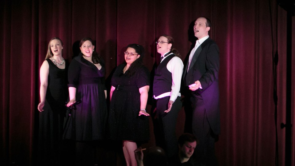 Sing It for the World: 2018 Renaissance City Choir Cabaret