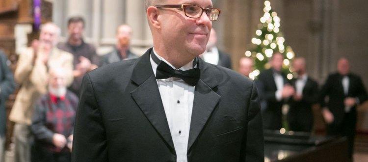Jeffry Blake Johnson, Renaissance City Choir Artistic Director
