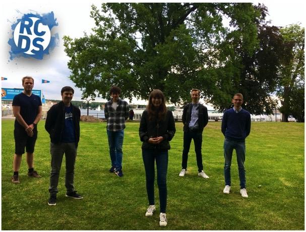 Wahl eines neuen Vorstandes und Sommerfest am Wannsee