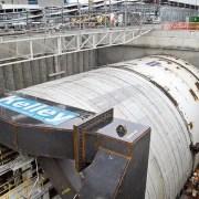 Seattle Tunneling Machine