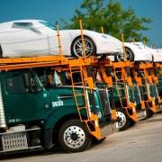Several Car Haulers