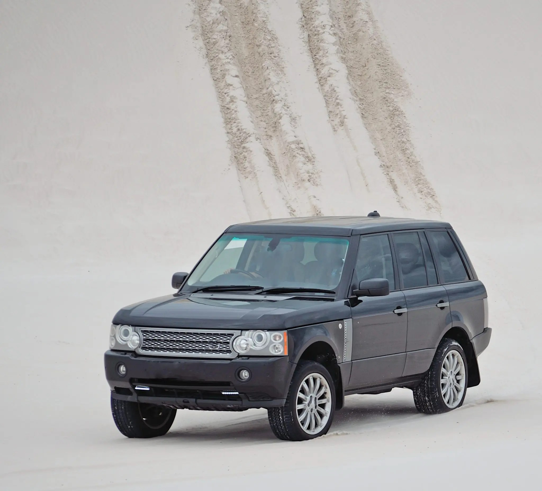Range Rover Secretly Bumps Engine Displacement for 3 0L Motors