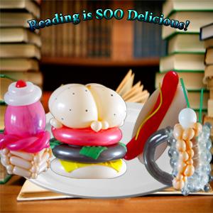 Reading is SOO Delicious!