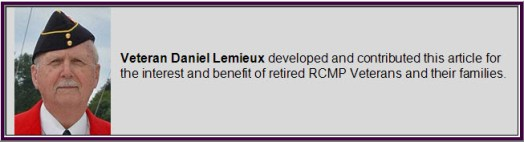 Footer tribute for Dan Lemieux's submission