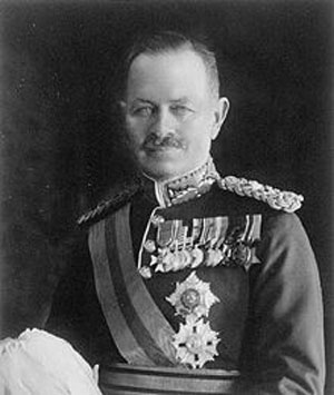 Canadian Governor General Julian Hedworth George Byng.