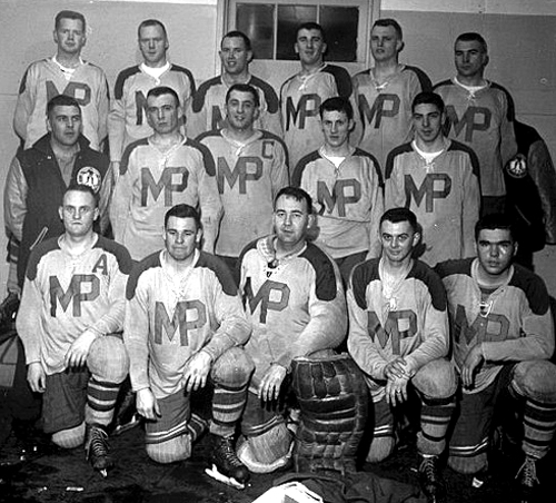 Surrey_Chilliwack-RCMP-Hockey-1963