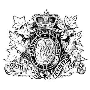 Image of the North West Mounted Police (Source of image - Vancouver Division - RCMP Veterans' Association)