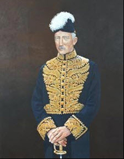 Image of Lt. Governor Philip Primrose - 5th Lt. Governor of Alberta.