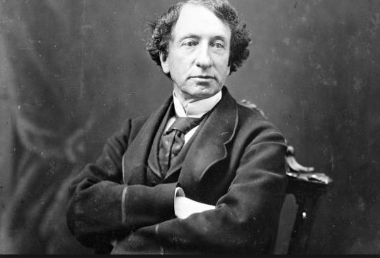 Photograph of John A. McDonald - Prime Minister of Canada