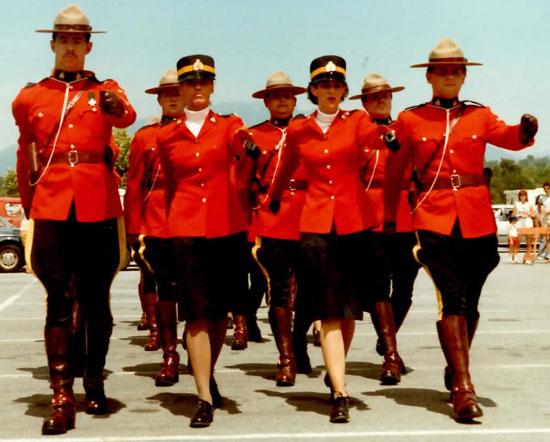 1946: RCMP Hiring & Training Practises Have Changed | RCMP Veterans