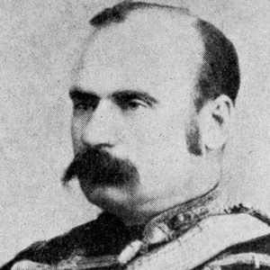 Photograph of Leif Newry Crozier - NWMP officer