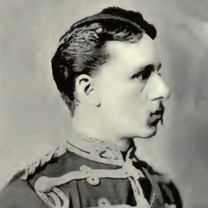 Photograph of Supt. Neale - NWMP