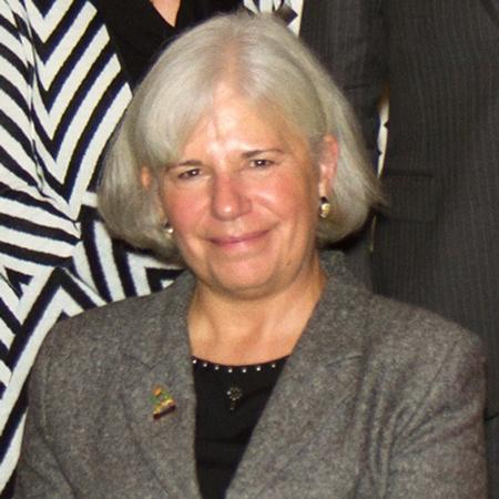 Photograph of RCMP Veteran Donna Morse (Source of photo - Sheldon Boles).