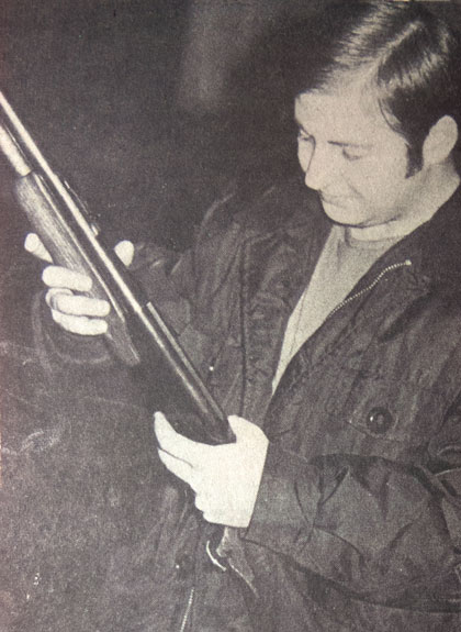 Photograph of Constable Barry Kukura of the Nanaimo Detachment.