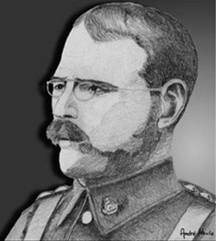 Image of Lt. Colonel Francis Cartwright (Reg.#O.108).