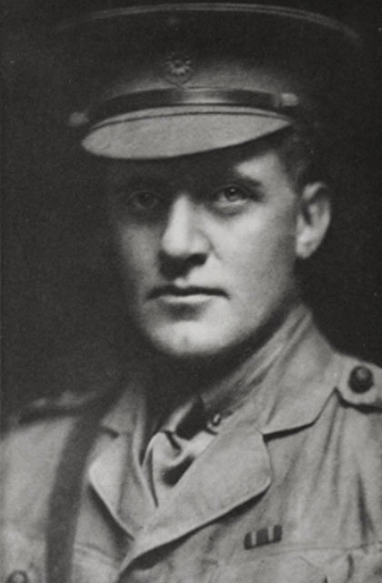 Photograph of Lt. Colonel Charles James Townshed Stewart (Force Reg.#3136).