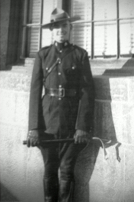 Photograph of RCMP Constable Doug