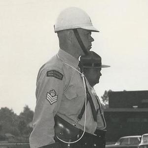 RCMP Veteran Mert Rowden