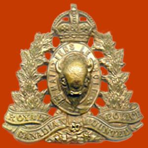 Force cap badge