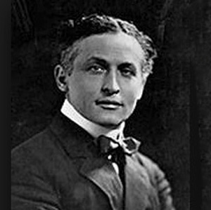 Harry Houdini photo
