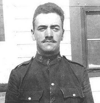 Photograph of Constable Rhodes