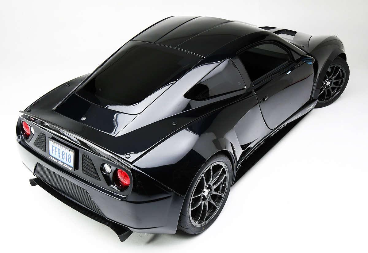 Factory Fives 818 Coupe ReinCarNation Magazine