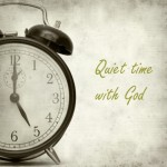 Plan-quiet-time-with-God
