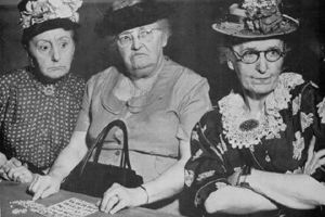 Ladies Vintage Bingo Night