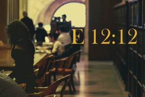 Study Table – E 12:12