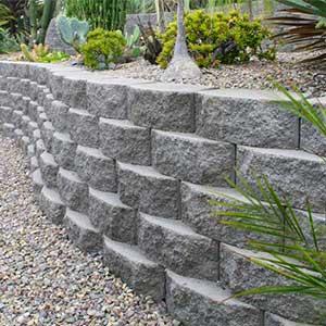 Bella Vista Retaining Wall Blocks Rcp Block Brick