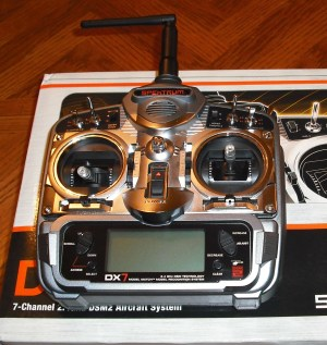Spektrum DX7 Transmitter Review – RC Helicopter Quadcopter