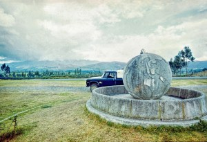 103-Truck on Equator-2-Ecuador-Sept '73ed-TPZ-CCB1-sm